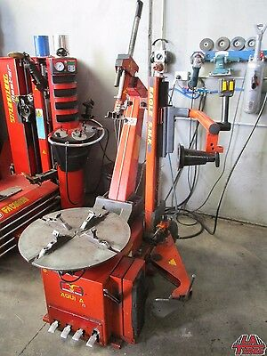 Eagle Smf Tyre Changer Machine Tyre Machine Just Been Serviced Can See Working