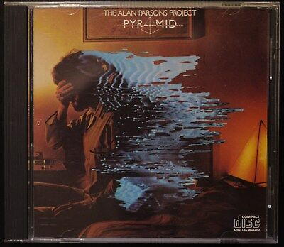 The Alan Parsons Project. Pyramid. Arista CD.