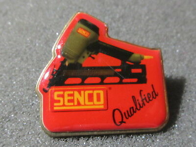 home depot collectibles HD vendor senco  lapel pin
