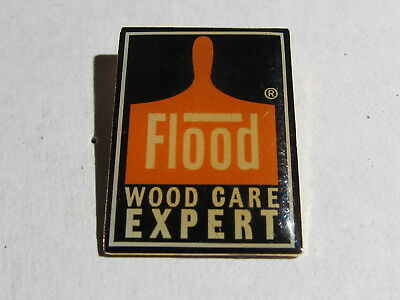 home depot collectibles HD vendor flood  lapel pin
