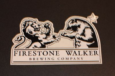 "1@Firestone Walker Brewing Company 805 beer Sticker about 3""X 4"""