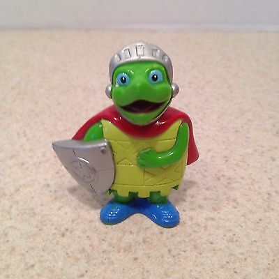 Wonder Pets Replacement Tuck Turtle Figure In Knights Costume With Shield
