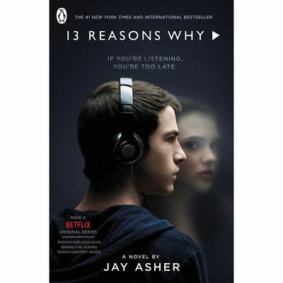 13 Reasons Why (TV Tie-in) - Book by Jay Asher (Mass Market Paperback, 2017)