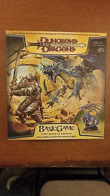 Basic game blue dragon dungeons and dragons