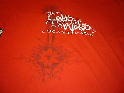 Cabo Wabo / Sammy Hagar Shirt ( Used Size L ) Very Good Condition!!!