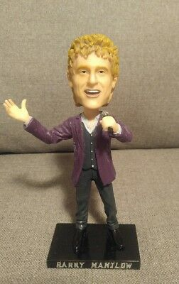 Rare Barry Manilow Bobble Head Authentic 5th in Series Heres to Las Vegas