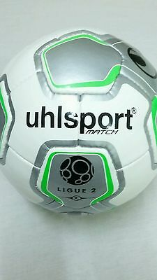 Uhlsport Match Ligue2 Fifa Quality Soccer Ball Size 5