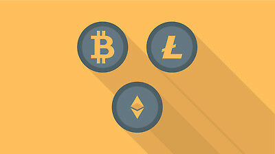 Buy Bitcoin, Ethereum & Litecoin with a Bonus $10 for Every $100 Spent