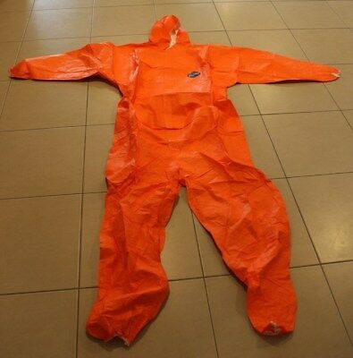 Tyvek Du-pont Protective Clothing Body Suit Size XXL Type 5 & 6