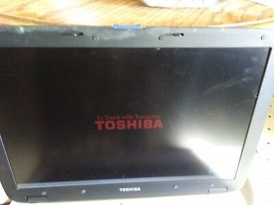 TOSHIBA SATELLITE P35-S609 ~ WINDOWS XP for parts or repair