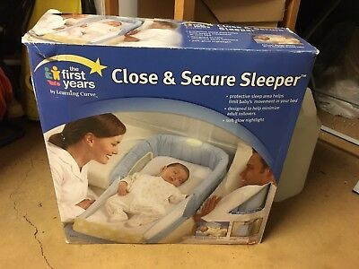 The First Years Close And Secure Baby Sleeper