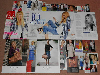 25+ LAURA BAILEY Magazine Clippings