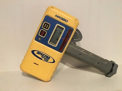 Used Spectra HR320 Laser Level Receiver/Detector