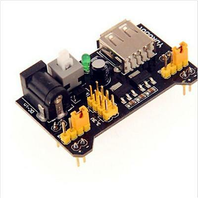 2016 1PCS MB102 3.3V/5V Breadboard Power Supply Module For Arduino Board Sk