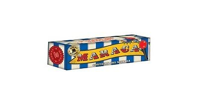New Maraca In A Box In Cdu - Vintage Blue & White Stripe - RFS10917