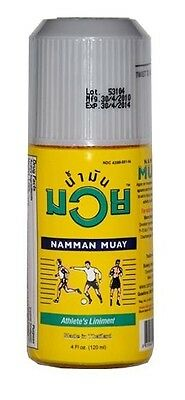 Namman Muay Boxing Liniment - 120ml
