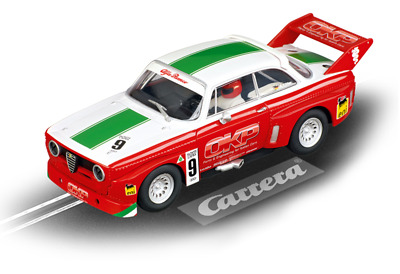 Carrera Evolution 1/32 Slot Car Alfa Romeo Gta Silhouette Car27431