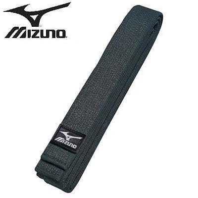 Mizuno Black Belt - Size 7