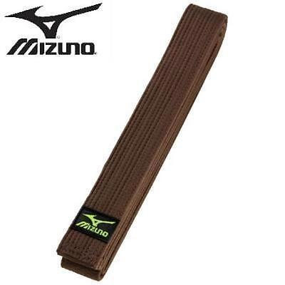 Mizuno Brown Belt - Size 2