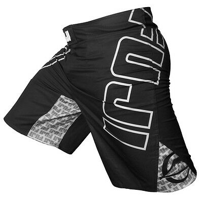 Fuji Inverted Fight Shorts [Size: 30 inch waist = Small]