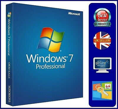 Windows 8.1 Pro (64+32)-bit Full UK Version on USB & Product License Key.