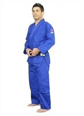 Fuji Competition Double Judo Gi - Blue - 2.5