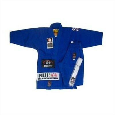 Fuji Kids Jiu-Jitsu Gi [Colour: Blue] [Gi Size: C3]