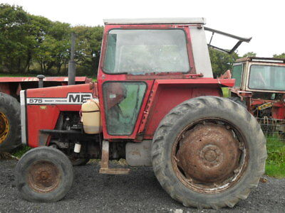 Massey Ferguson 575 - BREAKING FOR SPARES
