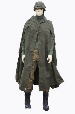 Poncho, Zeltbahn, Tent from Polish Army - NEW size 2