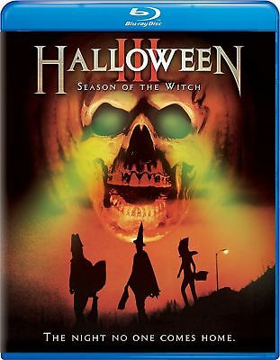 Blu Ray HALLOWEEN III  3 The Season of the Witch 1982. Region free. New sealed