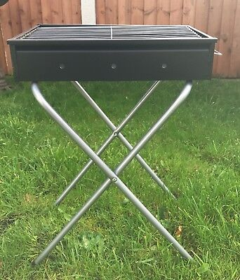 Bbq Portable 3 Sizes Garden Picnic Party Camping Outdoor Cooking Barbecue New