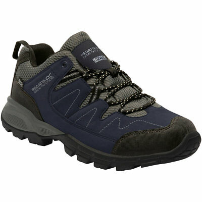 Regatta Mens Holcombe Low Waterproof Breathable Walking Shoes