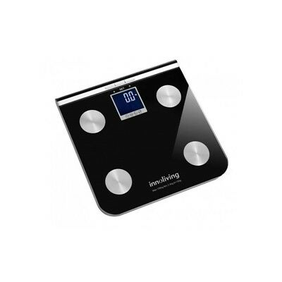 INNOLIVING Bilancia Diagnostica Body Fat & Body Analyzer