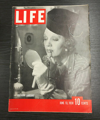 LIFE Magazine, June 13th 1938