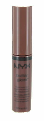 NYX Butter Gloss Creamy Lip Gloss 8ml-17 Ginger Snap