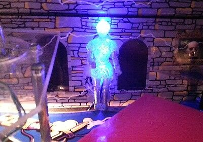 Addams Family Pinball Active Ghostly Knight Figure Mod