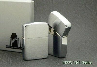 Original ZIPPO lighter ( replica 1941 )  ! Very nice old school desing !