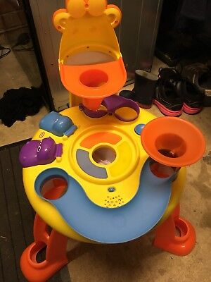 little tikes roll and play activity table ball popper