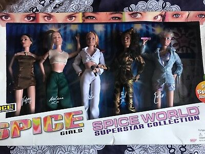 original spiceworld superstar doll collection not been opended in original pack