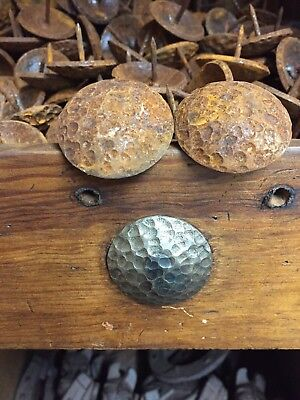25- 1  1/2 inch Clavos, Nails, Hammered, Hardware, Furniture, decor