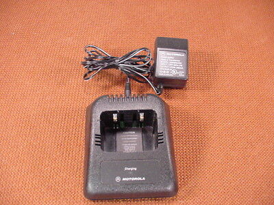 Motorola NTN1174A JEDI Charger & Adapter For HT1000, MT2000, MTS2000