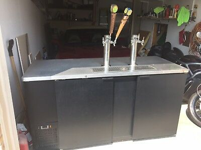 Beer Kegerator Micromatic Direct Draw Commercial