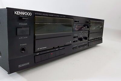 Kenwood KX-770 Double Cassette deck - Dolby B and C - FREE UK DELIVERY