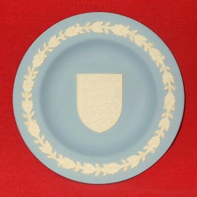 Authentic 1970 World Cup Football Association Wedgewood Jasperware Plate RARE!!!