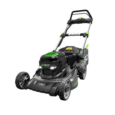 NEW EGO 56V Battery Self Propelled 50cm Steel Deck Lawn Mower Cordless Tools