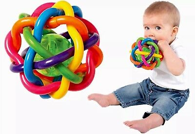 Playgro Bendy Ball With Rattle. Brand New.