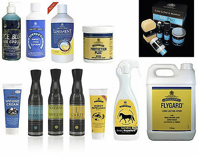 Carr & Day Martin Health Care (Wound Cream, Killitch, Fly Repellent, Liniment)