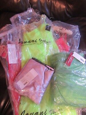 Prom / Formal Dress Lots Of 4 Nwt Gowns ,jovani,faviana,milano And More