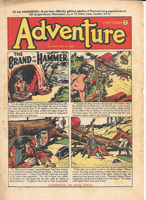 Adventure 1437 (Aug 2, 1952) high grade copy