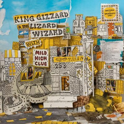 King Gizzard & the Lizard Wizard (+MHC) - Sketches Of Brunswick East VINYL LP